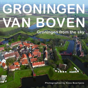 Groningen van boven omslagweb