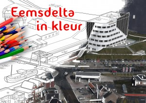 Cover Eemsdelta in kleur